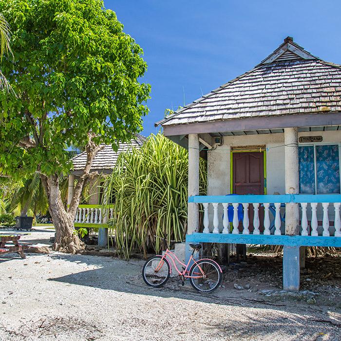 Pension martine rangiroa tahiti tourisme - Rangiroa urlaub ...