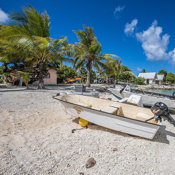 Pension chez henriette rangiroa tahiti tourisme - Rangiroa urlaub ...