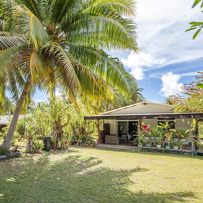 Pension loyna rangiroa tahiti tourisme - Rangiroa urlaub ...
