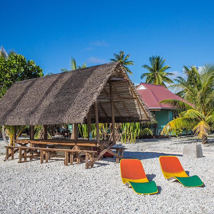 Pension tapuheitini rangiroa tahiti tourisme for Rangiroa urlaub