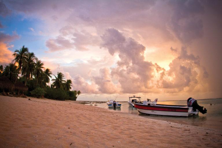 3 Wochen Tahiti in Style