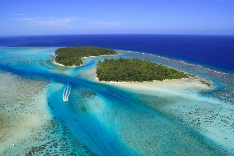 23 Tage / 22 Nächte  Traumreise Tuamotu – 5 Inseln Pensionen und romantische Hotels