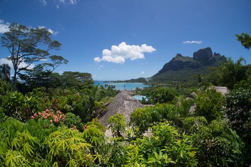 15 Tage / 14 Nächte   Boutique Lodges – 2 Inseln Moorea und Bora Bora