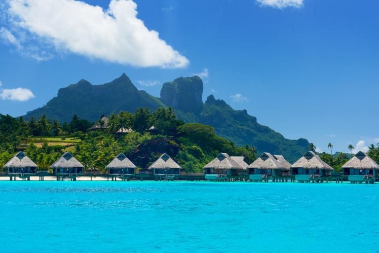 Luxus-Urlaub Südsee, Inselhopping Moorea und Bora Bora