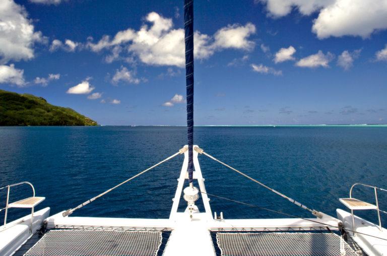 Katamaran Segeln – Bora Bora Dream