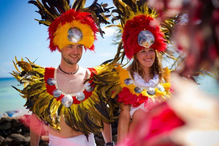 Hochzeitspaket auf Moorea / Französisch Polynesien