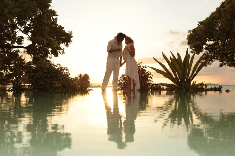 Hochzeitspaket auf Tikehau / Französisch Polynesien