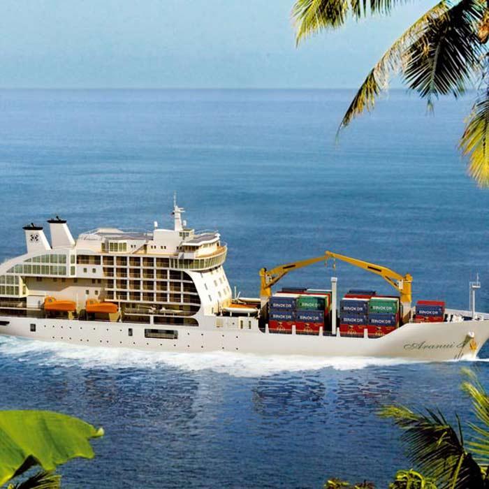 Aranui 5 Cruise