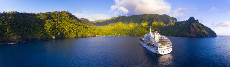 Postschiffreise mit Aranui 5 & Südseeperle Bora Bora